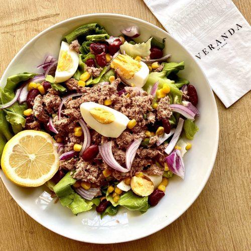 Salata cu ton (300g)