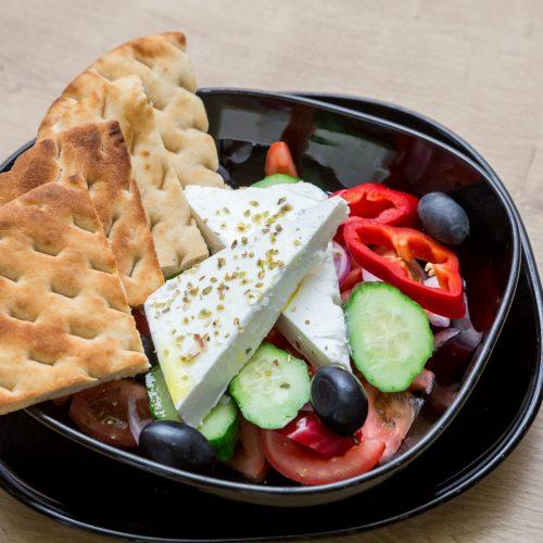 Salata greceasca (300g)